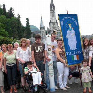 Lourdes Pilgrimage 2008
