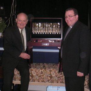 Fr. Rory Nolan farewell October 2005